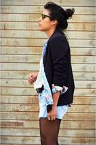 black Element blouse