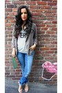 Nordstrom-jeans-forever-21-jacket-gurkha-bag-urban-outfitters-t-shirt