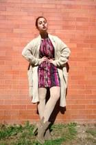 maroon Madam Rage dress