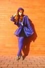 Black-blanco-necklace-blue-shoppalu-jacket-light-orange-matiko-loafers