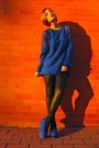 Blue-nelly-sweater-blue-nelly-wedges