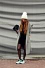 Heather-gray-zara-coat