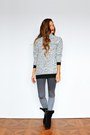 Heather-gray-asos-sweater