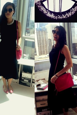 black asos sunglasses - bubble gum pink kate spade kate spade bag