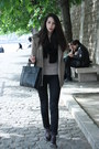 Camaieu-coat-zara-sweater-dim-tights-h-m-pants