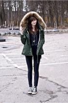 winter Sheinside jacket