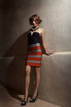 blue Ethel Austin swimwear - orange Proenza Schouler at Browns Focus wwwbrownsfa
