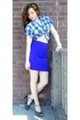 Vintage-heels-vintage-skirt-vintage-top