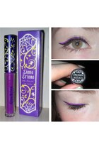purple Lime Crime accessories