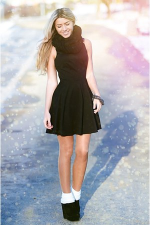black Love dress