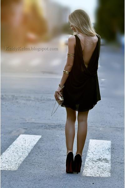 black Love dress