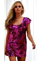 sequins Us trendy dress