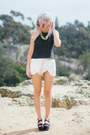 Ivory-zara-shorts-black-faux-leather-astr-top-yellow-31-bits-necklace