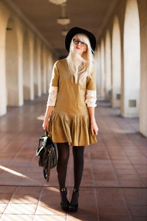 mustard Afends dress