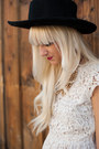 Sam-edelman-boots-lace-h-m-dress-anthropologie-coat-nasty-gal-hat