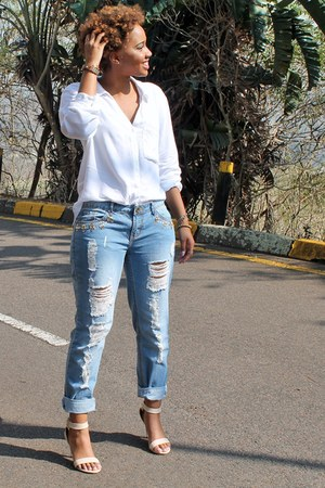 Mr Price jeans - Mr Price blouse
