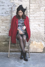 Vince-camuto-boots-sheinside-coat-new-yorker-blouse-persunmall-skirt