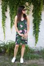 Sheinside-dress-choies-bag-romwe-sunglasses-lacoste-sneakers-h-m-ring