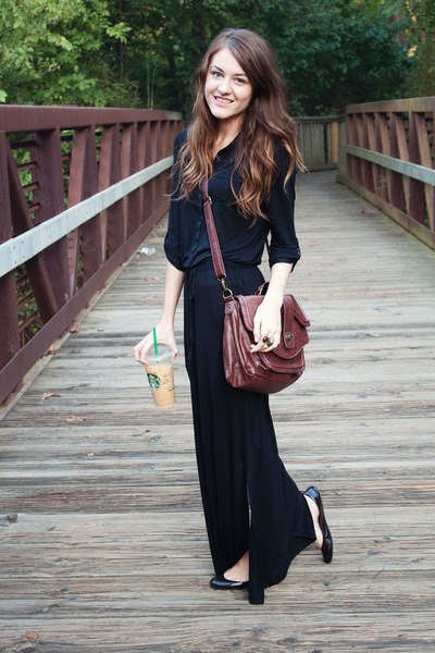 Old Navy dress - Urban Outfitters bag