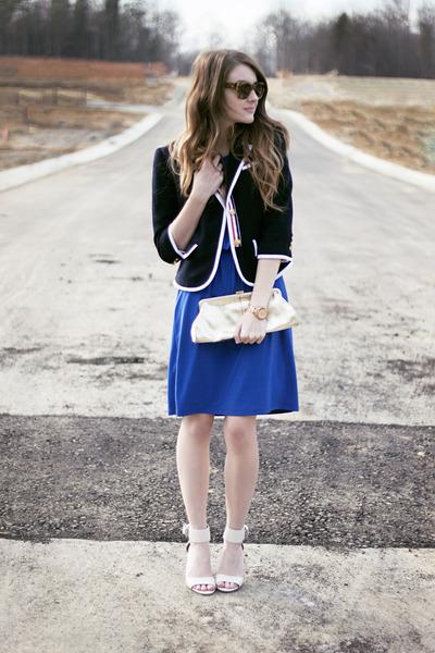 Neiman Marcus for Target blazer - forever dress - Michael Kors heels