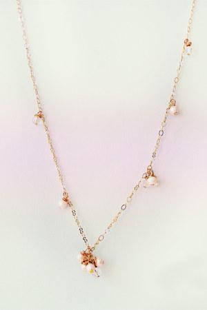 GRAVITY jewery necklace