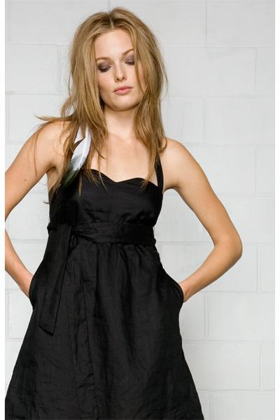 black Nixxi dress