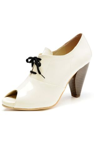 white olsenHaus shoes