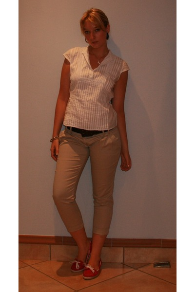 unknown blouse - Mr Price pants - Mr Price shoes