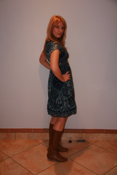 Truworths dress - Luella shoes