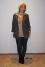 Gray-nsynsc-blazer-brown-launch-footwear-boots-blue-lee-cooper-jeans-brown