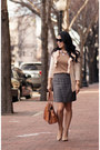 Camel-j-crew-sweater-heather-gray-forever-21-skirt-neutral-gap-cardigan