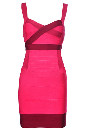 bandage dress CelebBoutique dress