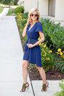Navy-make-me-chic-dress-navy-chanel-bag-army-green-aldo-heels