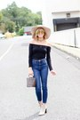 Tan-calvin-klein-boots-navy-sheinside-jeans-tan-kittenish-hat