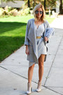 Neutral-calvin-klein-boots-heather-gray-lemonpop-dress