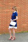 Blue-sheinside-dress-white-nordstrom-bag-nude-bottega-veneta-heels