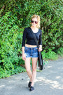Black-nila-anthony-bag-navy-h-m-shorts-black-christian-dior-sunglasses
