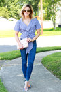 Blue-paige-denim-jeans-blue-schutz-heels-blue-make-me-chic-top