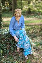 blue Stylus jacket - blue Worthington pants