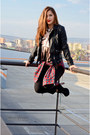 Black-super-high-jeffrey-campbell-boots-black-leather-zara-jacket
