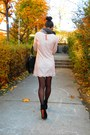 Black-jeffrey-campbell-boots-light-pink-lace-stradivarius-dress