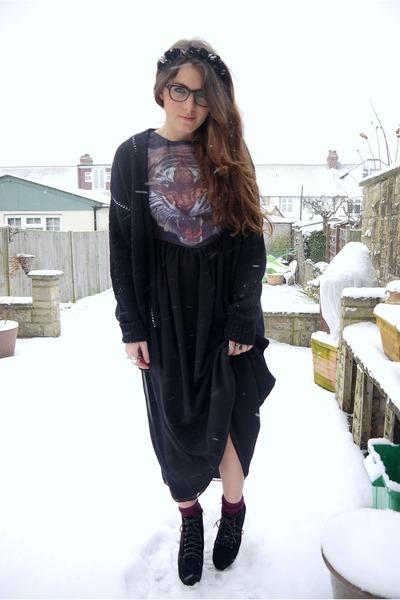 maxi mina dress
