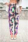 Gigi-new-york-bag-crop-top-tj-maxx-top-palazzo-pants-lotus-boutique-pants