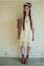 Bronze-roper-cowtown-boots-white-lace-all-that-jazz-kids-dress