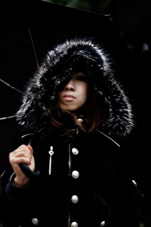 black Dahong jacket