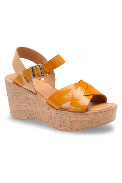 cork leather kork-ease sandals