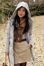 Black-ugg-boots-silver-joe-fresh-style-jacket-burnt-orange-gifted-scarf
