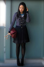 Brick-red-michael-kors-bag-navy-zara-cardigan-black-uniqlo-skirt-black-dol