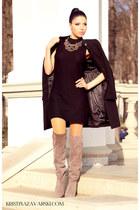 H&M dress - Zara accessories