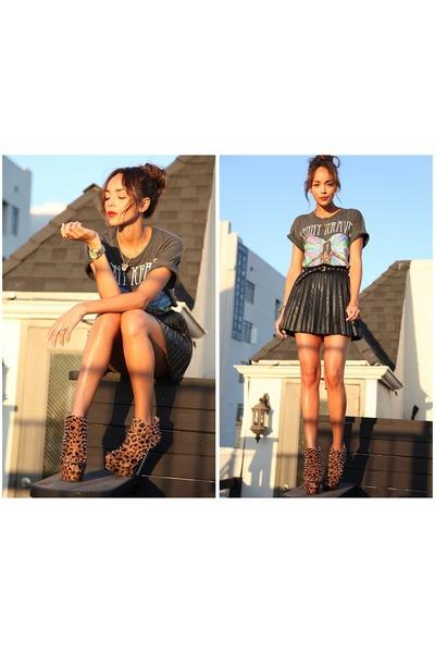 storets skirt - Kandee boots